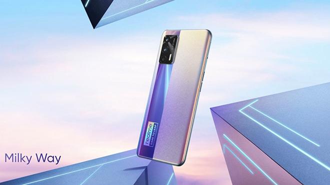 """""""Trình làng"""" Realme X7 Max 5G chơi game lý tưởng, giá từ 8,5 triệu"""