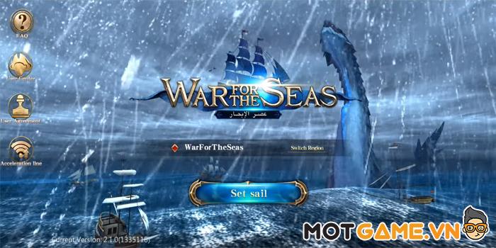 War on the Sea – Game mô phỏng cuộc viễn chinh ngoài Thái Bình Dương