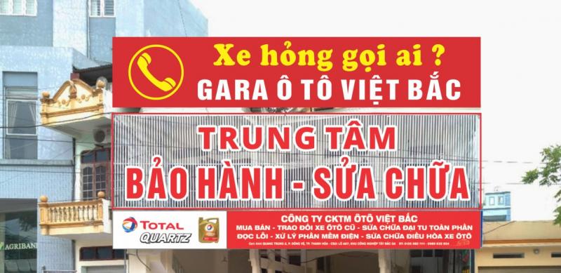 Top 7 Xưởng/Gara sửa chữa ô tô uy tín và chất lượng ở Thanh Hóa
