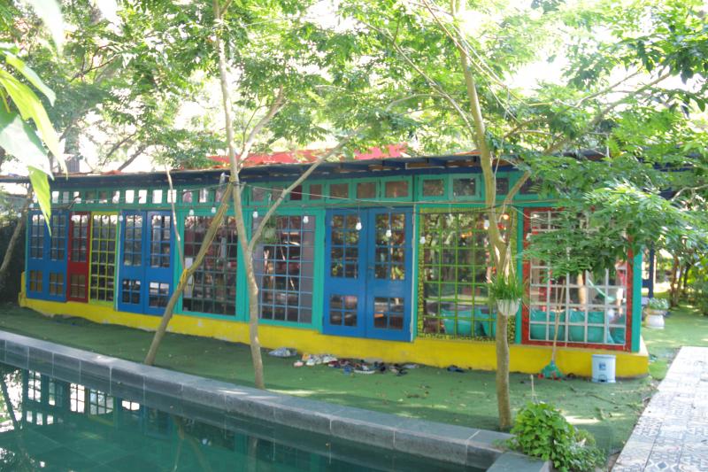 Top 10 Homestay ngoại thành Hà Nội có bể bơi cho bạn tham khảo