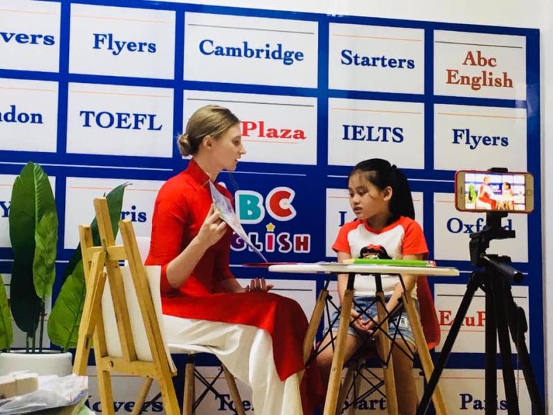 Top 7 Trung tâm tiếng Anh cho trẻ em tốt nhất tại Bắc Giang
