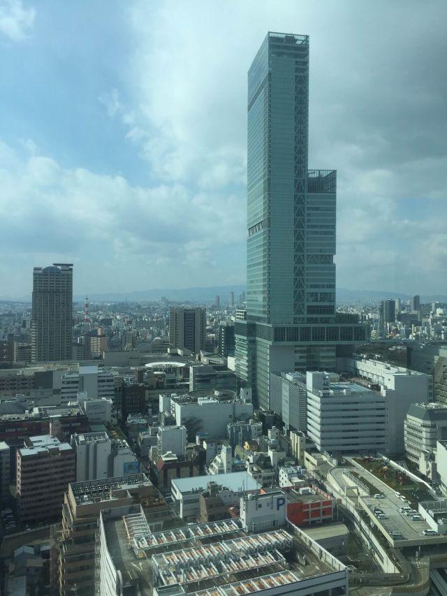 Abeno Harukas – Tòa nhà cao nhất Nhật Bản