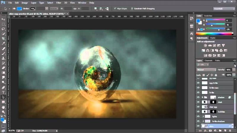 Top 10 Phần mềm thiết kế đồ họa chuyên nghiệp nhất hiện nay