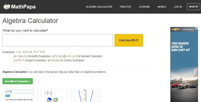 Top 8 Trang web giải toán tốt nhất trên mạng