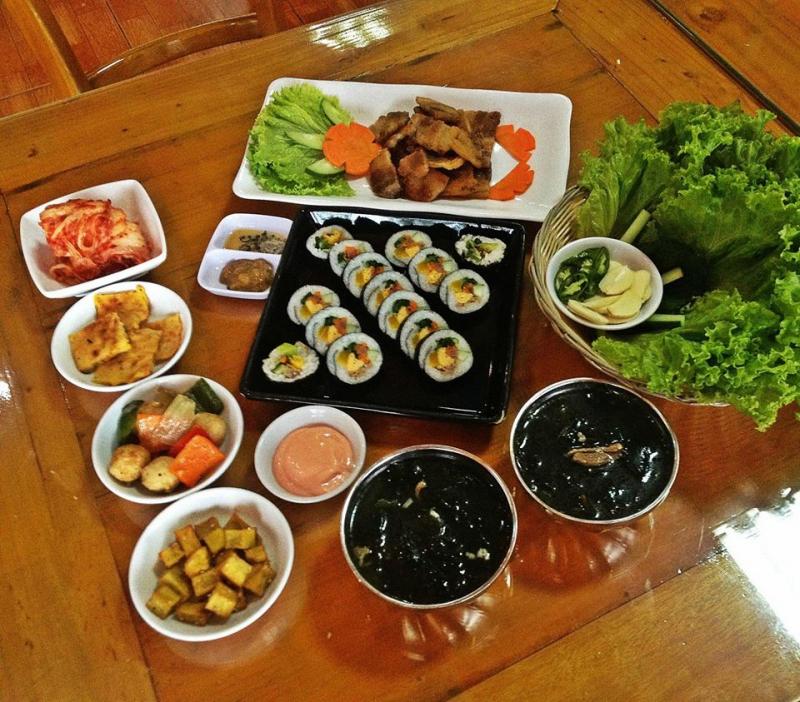 Top 6 Quán ăn ngon mang phong cách Hàn Quốc được yêu thích nhất Hà Tĩnh