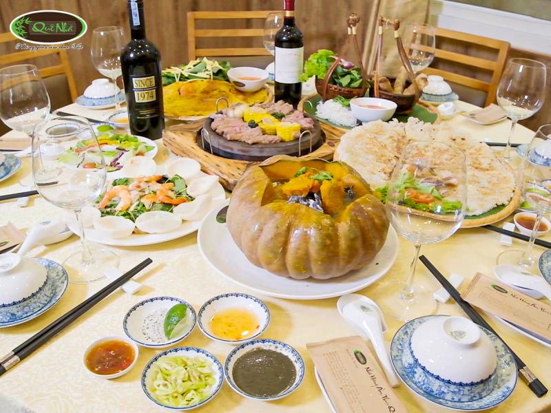 Top 9 Nhà hàng tổ chức tiệc tất niên cuối năm lý tưởng nhất tại quận 3, TP. HCM