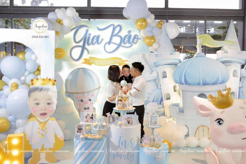 Top 7 Dịch vụ trang trí tiệc sinh nhật đẹp và uy tín nhất tại Hà Nội