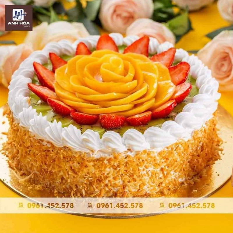 Top 6 Tiệm bánh sinh nhật đẹp và chất lượng nhất tại quận Hoàng Mai, Hà Nội