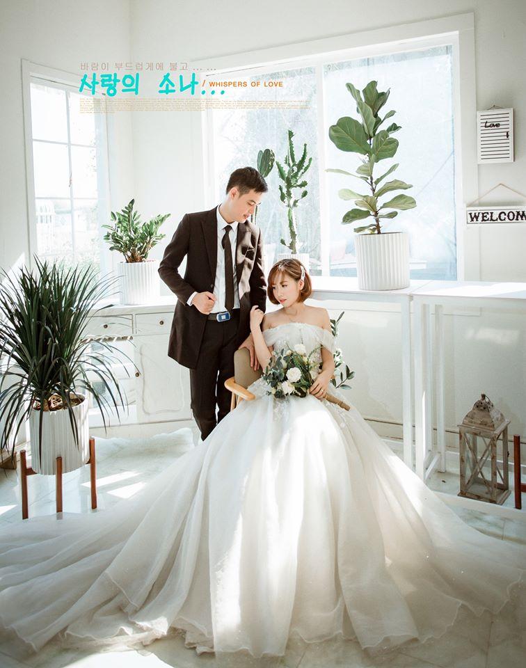 Top 7 Studio chụp ảnh cưới phong cách Hàn Quốc đẹp nhất tại quận Long Biên, Hà Nội