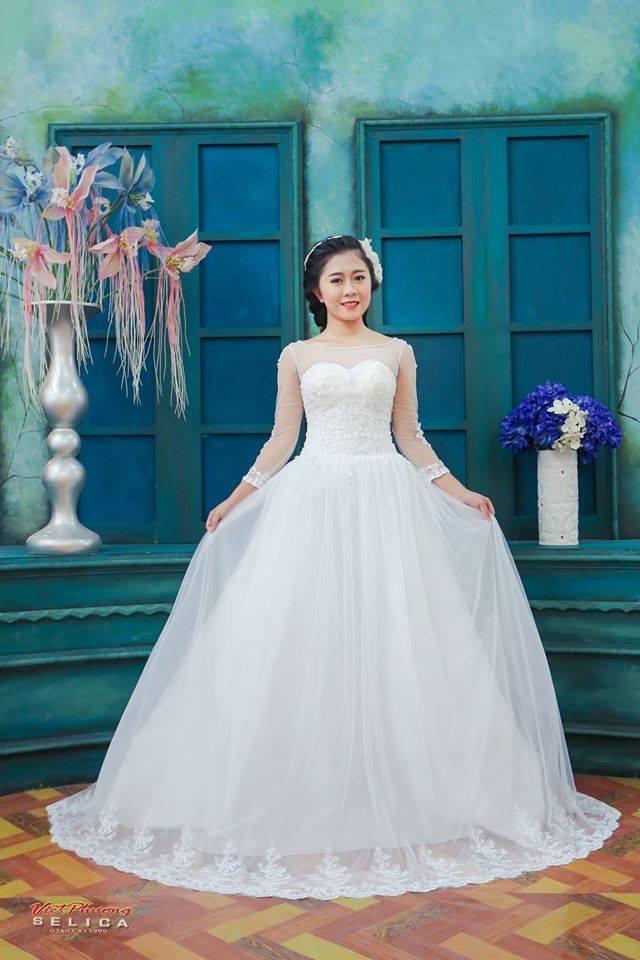 Top 8 Địa chỉ cho thuê váy cưới đẹp nhất Thái Nguyên