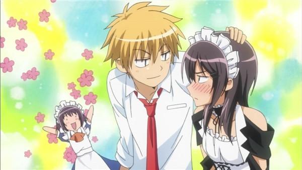 Top 10 Anime lãng mạn nhất mọi thời đại