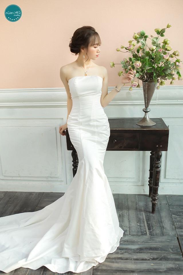 Top 7 Địa chỉ cho thuê váy cưới đẹp nhất Mê Linh, Hà Nội