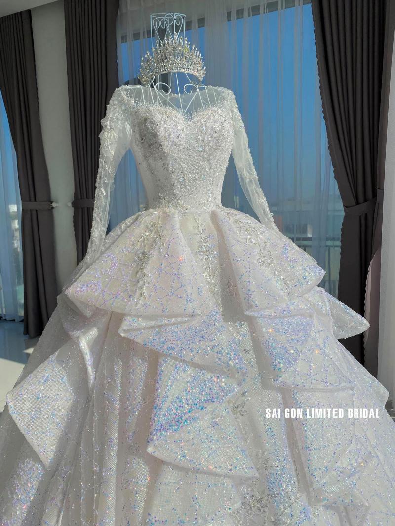 Top 9 Địa chỉ cho thuê váy cưới đẹp nhất TP. Tam Kỳ, Quảng Nam