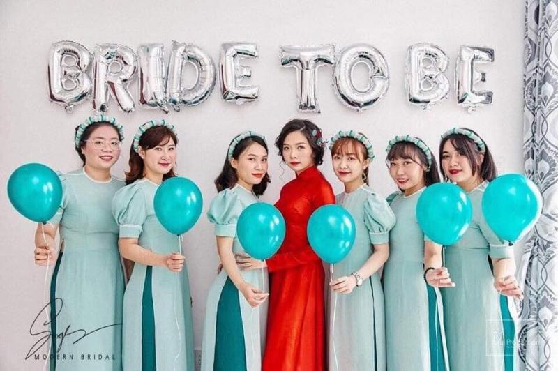 Top 10 Địa chỉ cho thuê áo dài cưới hỏi đẹp nhất quận 12, TP. HCM