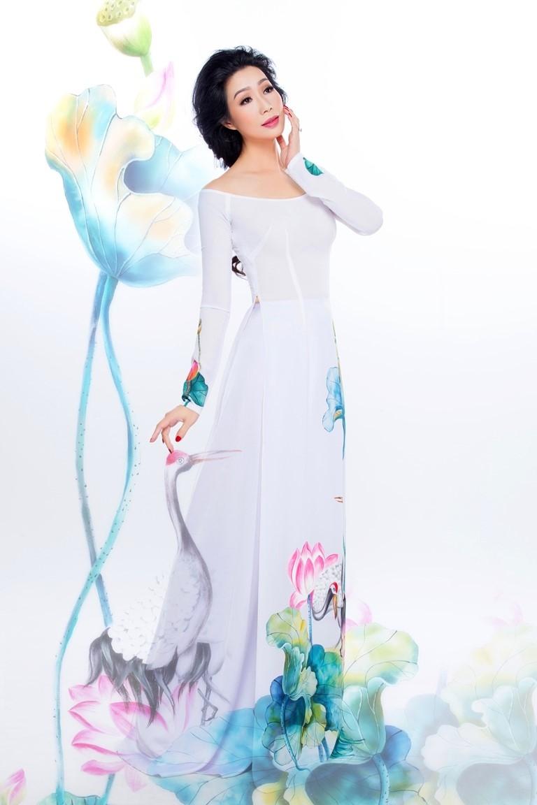 Top 10 Mẫu áo dài truyền thống đẹp nhất