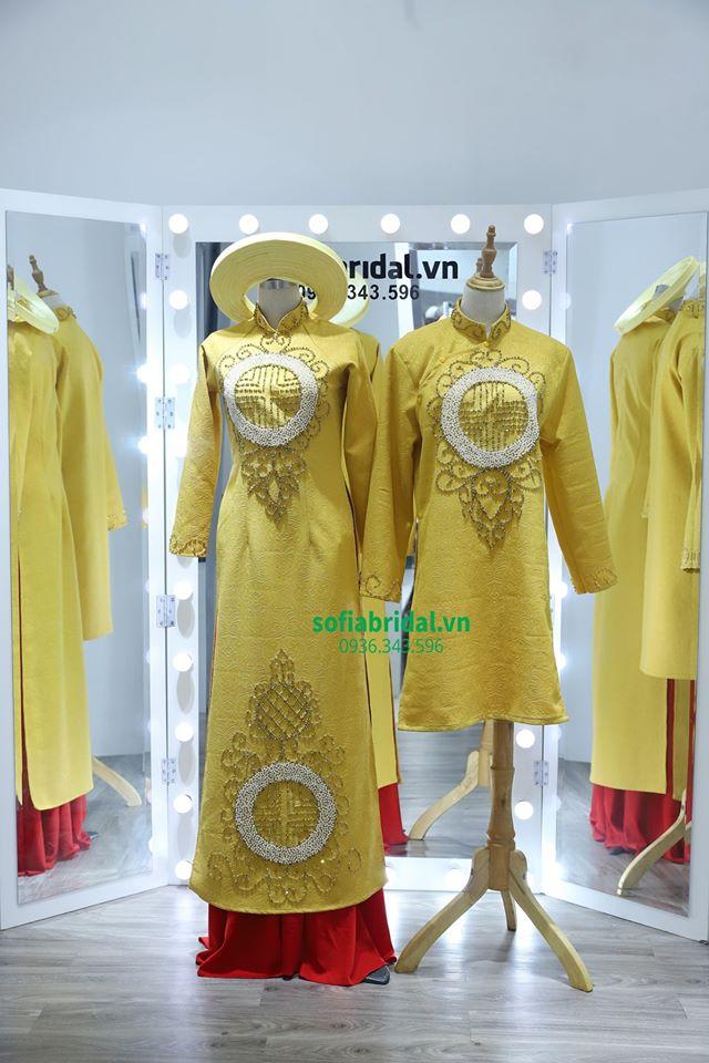 Top 8 Địa chỉ cho thuê áo dài cưới hỏi đẹp nhất quận Hà Đông, Hà Nội