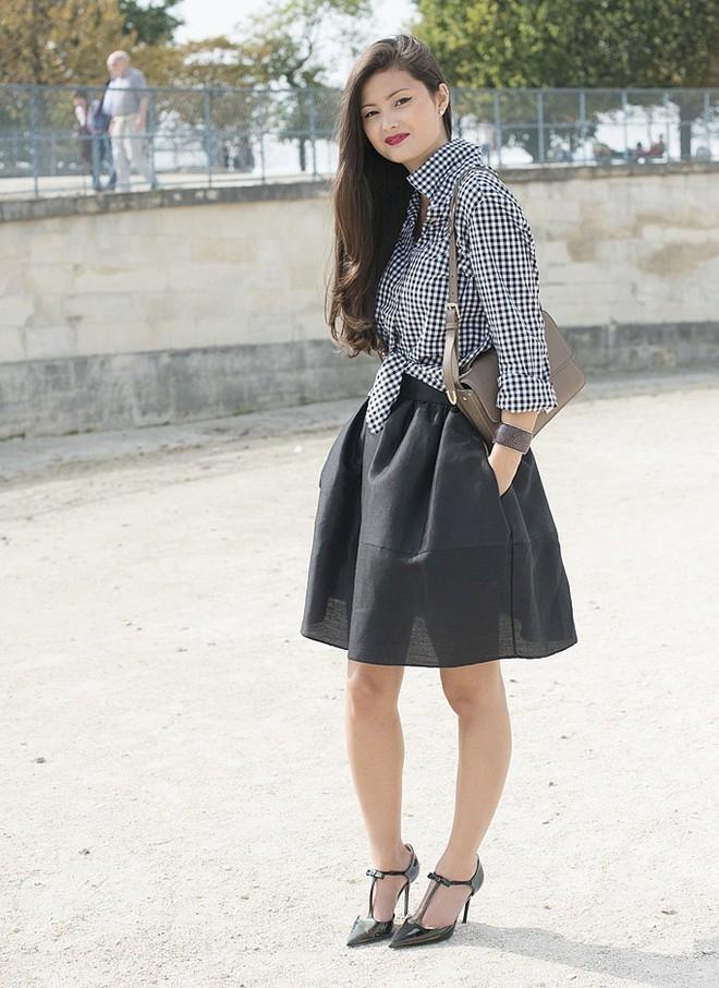 Top 8 Cách phối đồ với áo sơ mi nữ đơn giản nhất