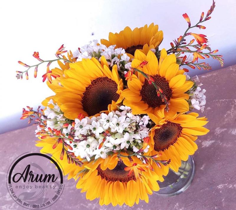 Top 5 Dịch vụ làm hoa cưới cô dâu đẹp nhất tại TP. Buôn Ma Thuột