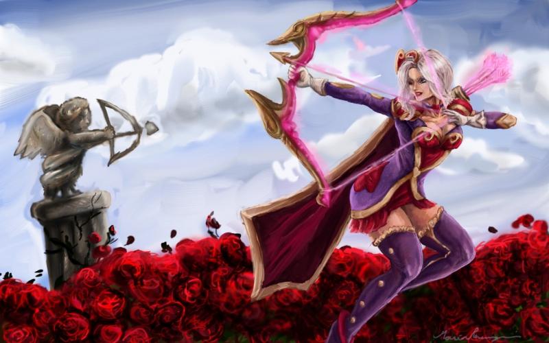 Top 11 Trang phục Valentine đẹp nhất game liên minh huyền thoại