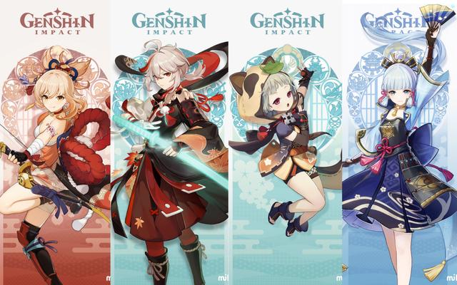 Genshin Impact: Tất tần tật những nhân vật mới bị rò rỉ bởi miHoYo và các leaker