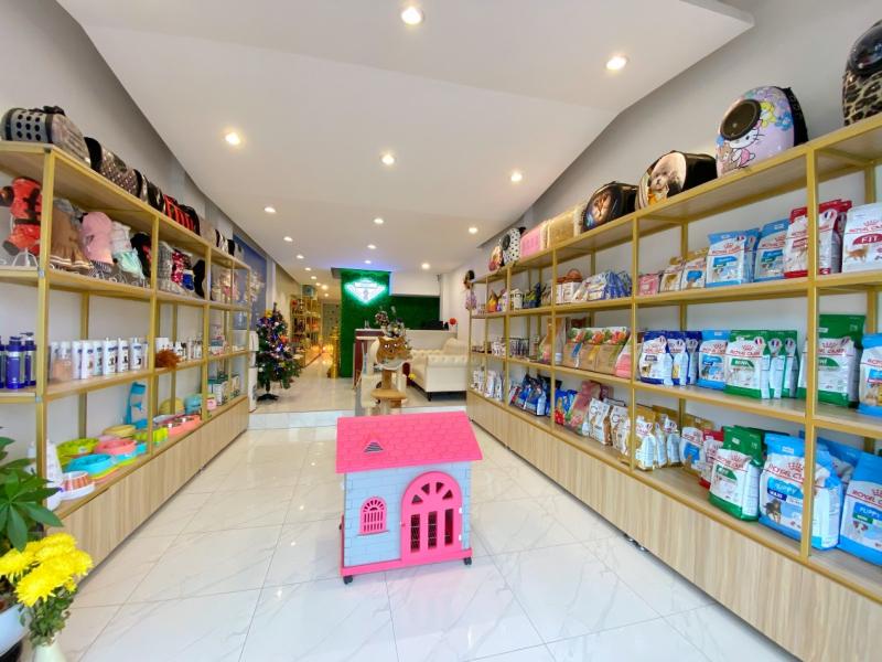 Top 9 Shop bán phụ kiện cho thú cưng ở Hà Nội