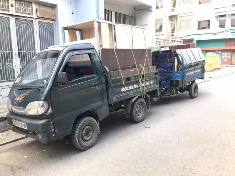 Top 6 Dịch vụ cho thuê xe ba gác uy tín nhất tại TP. Hồ Chí Minh
