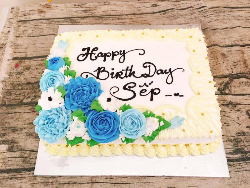 Top 5 Quán bánh sinh nhật ngon, chất lượng nhất tại Ba Vì, Hà Nội