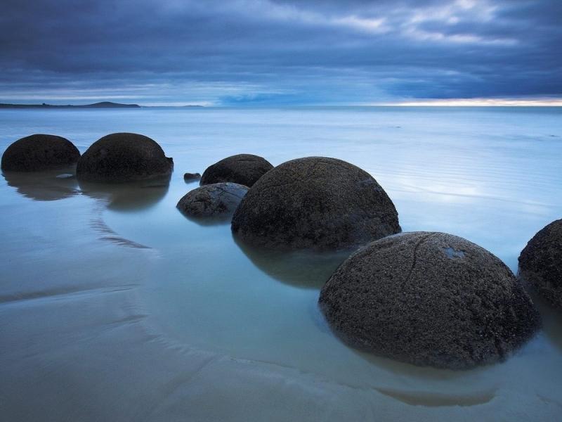 Top 12 Bãi biển kỳ lạ nhất thế giới bạn sẽ không tin nó có thật
