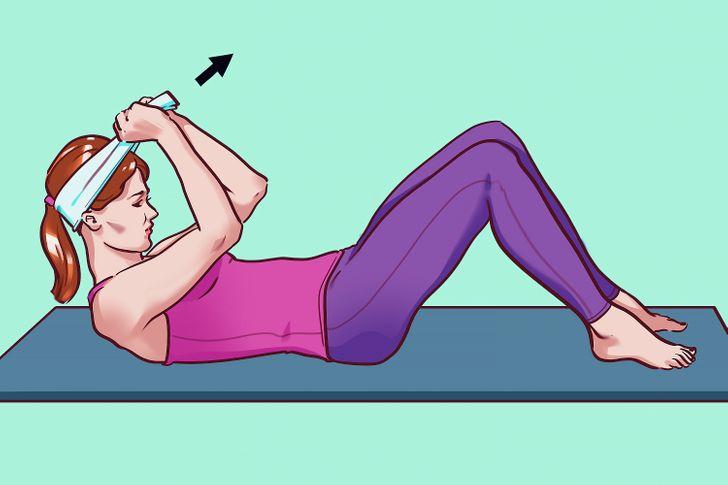 Top 10 Bài tập kéo giãn cơ làm tăng tốc độ trao đổi chất giúp cơ thể bạn khỏe mạnh
