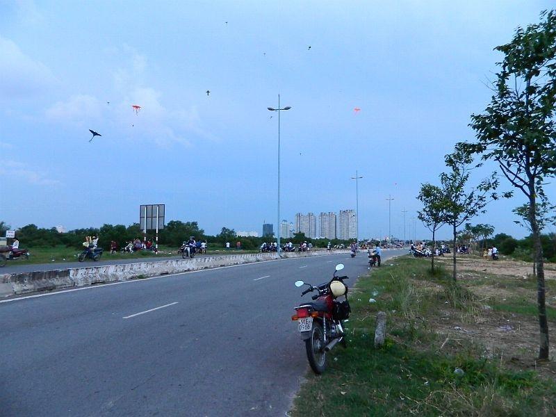 Top 10 Địa điểm thả diều thú vị nhất tại thành phố Hồ Chí Minh