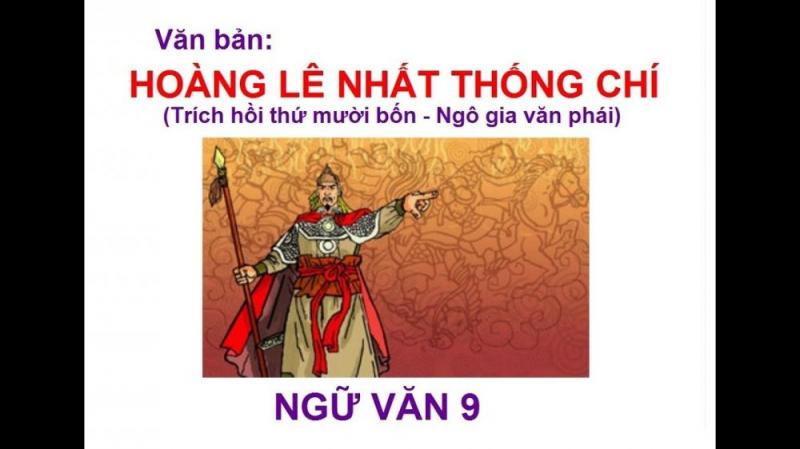 Top 12 Tóm tắt Tác phẩm Hoàng Lê nhất thống chí (Ngô Gia Văn Phái) (Ngữ Văn 9) hay nhất