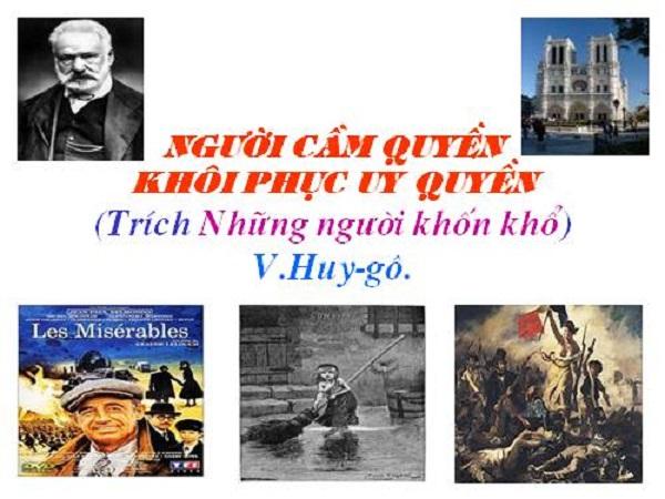 Top 5 Bài tóm tắt trích đoạn Người cầm quyền khôi phục uy quyền (Trích Những người khốn khổ – V. Hu-gô) (Ngữ Văn 11) hay nhất