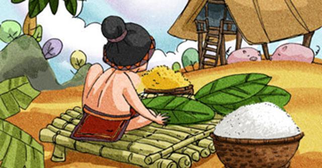 Top 9 Tóm tắt Truyền thuyết Bánh chưng, bánh giầy (Ngữ Văn 6) hay nhất