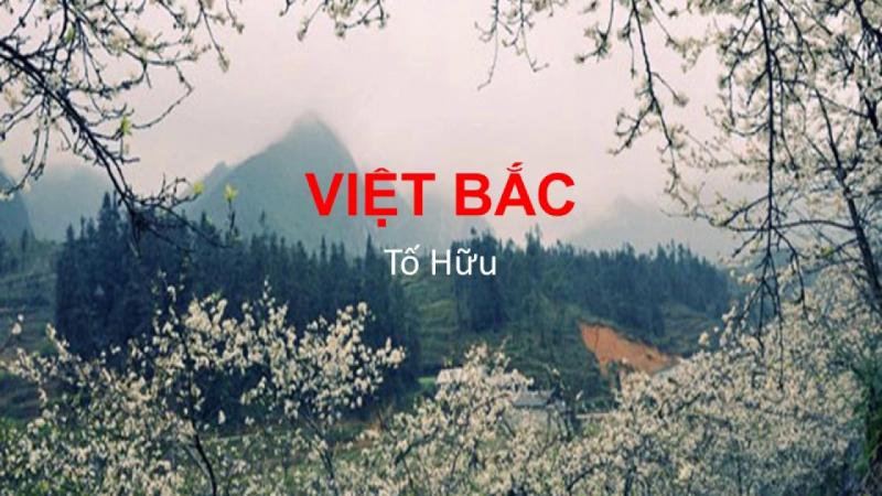"""Top 10 Bài văn phân tích bài thơ """"Việt Bắc"""" của Tố Hữu hay nhất"""