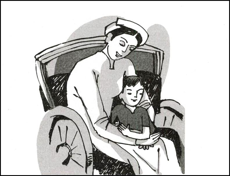 """Top 7 Bài văn phân tích nhân vật bà cô trong đoạn trích """"Trong lòng mẹ"""" của Nguyên Hồng"""
