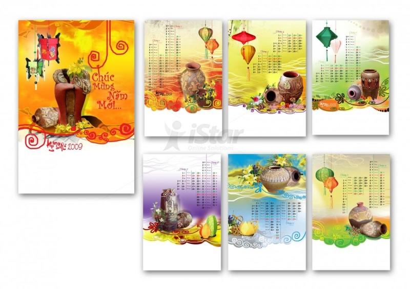 Top 14 Bài văn miêu tả cuốn lịch hay nhất