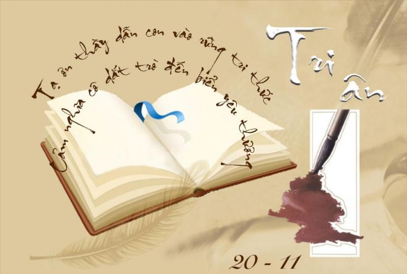 Top 10 Bài viết tri ân thầy cô giáo nhân ngày 20/11 hay và ý nghĩa nhất