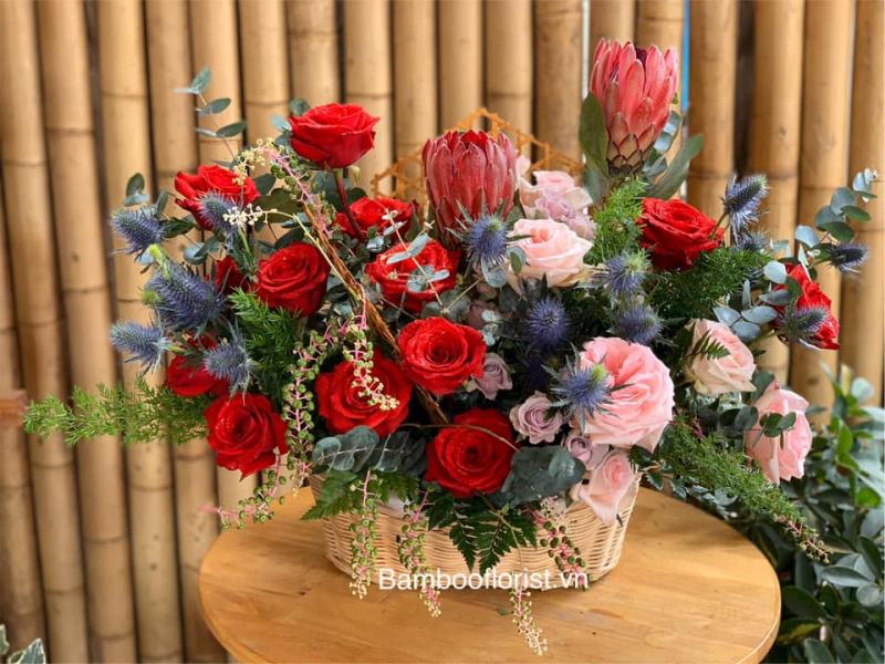 Top 5 Shop hoa tươi đẹp nhất quận 2, TP. HCM