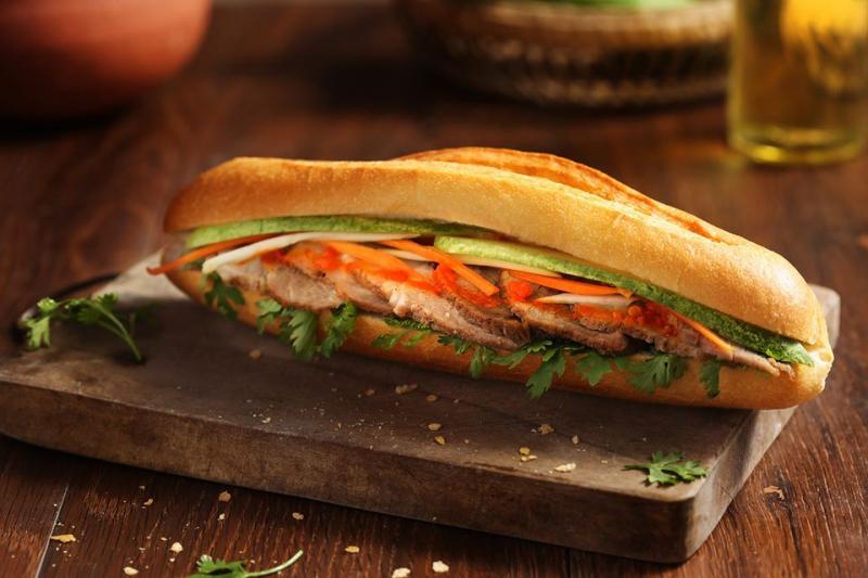 Top 6 Quán bánh mì ngon nhất quận Thanh Xuân, Hà Nội
