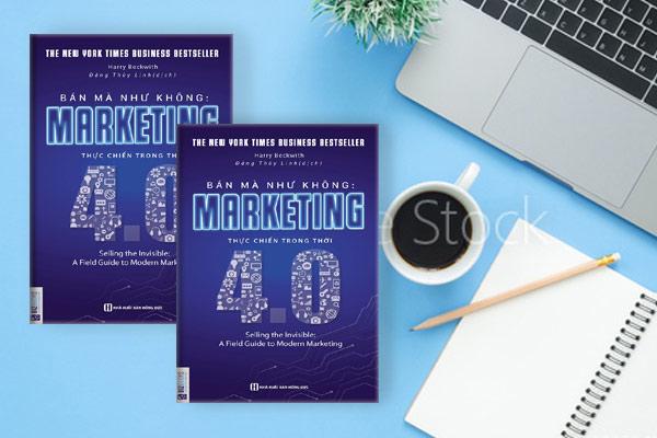 Top 3 Cuốn sách marketing tuyệt hay để trở thành chuyên gia