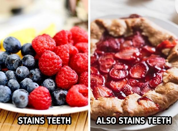 Top 7 Thói quen hàng ngày đang làm ố răng của bạn