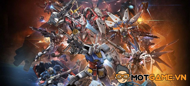 Gundam Esports đang được Bandai Namco phát triển