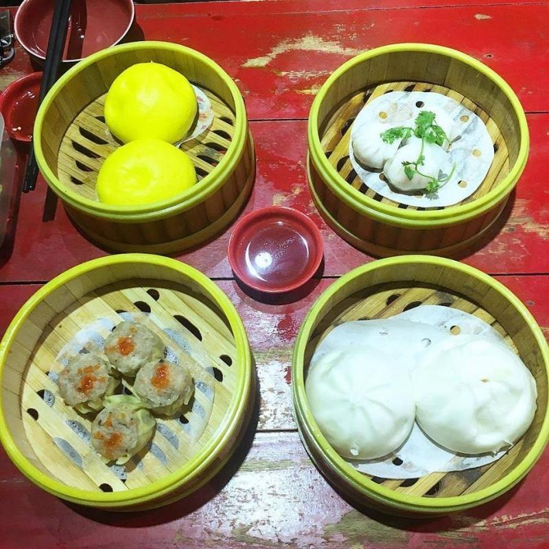Top 10 địa chỉ ăn bánh bao ngon nhất Hà Nội