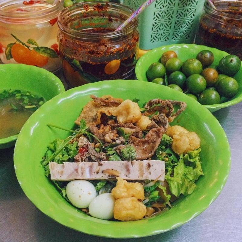 Top 16 Quán bánh đa trộn, miến trộn ngon tại Hà Nội
