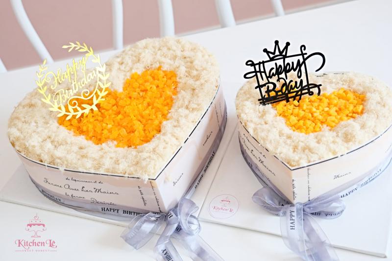 Top 6 Tiệm bánh handmade ngon nhất tại Bắc Giang