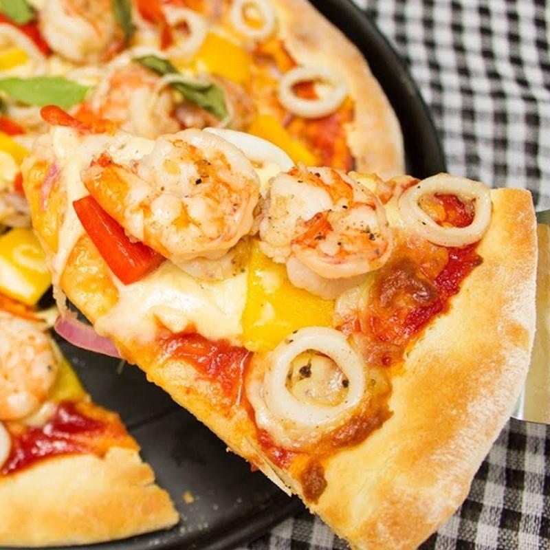 Top 6 Cách làm bánh pizza tại nhà thơm ngon, hấp dẫn nhất