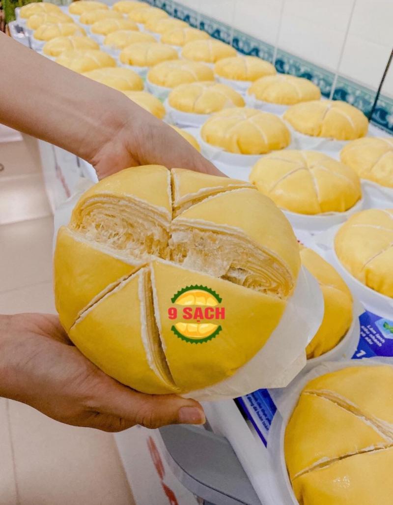 Top 4 Địa chỉ bán bánh crepe sầu riêng được yêu thích nhất Cần Thơ
