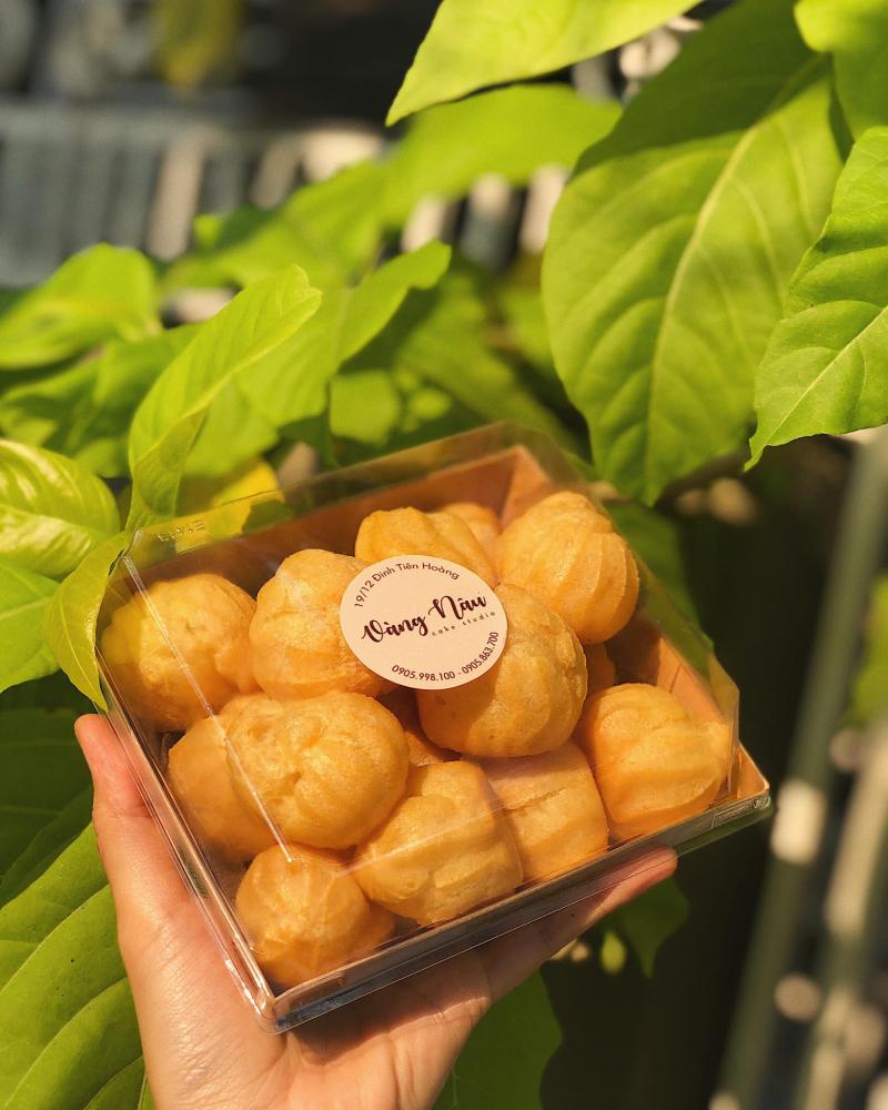 Top 9 Tiệm bánh su kem ngon và hút khách nhất ở Đà Nẵng