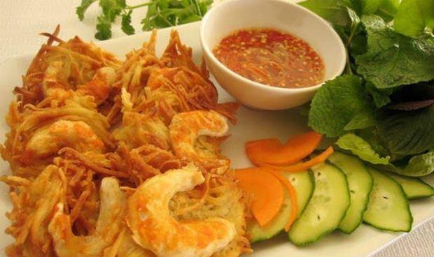 Top 7 Quán bánh tôm giòn rụm mà bạn không thể bỏ qua tại Hà Nội