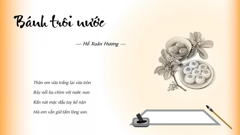 Top 10 Bài thơ hay nhất  của Hồ Xuân Hương